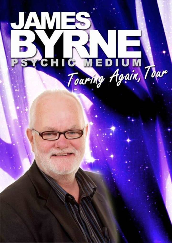James Byrne Pyschic Medium Tour Dates