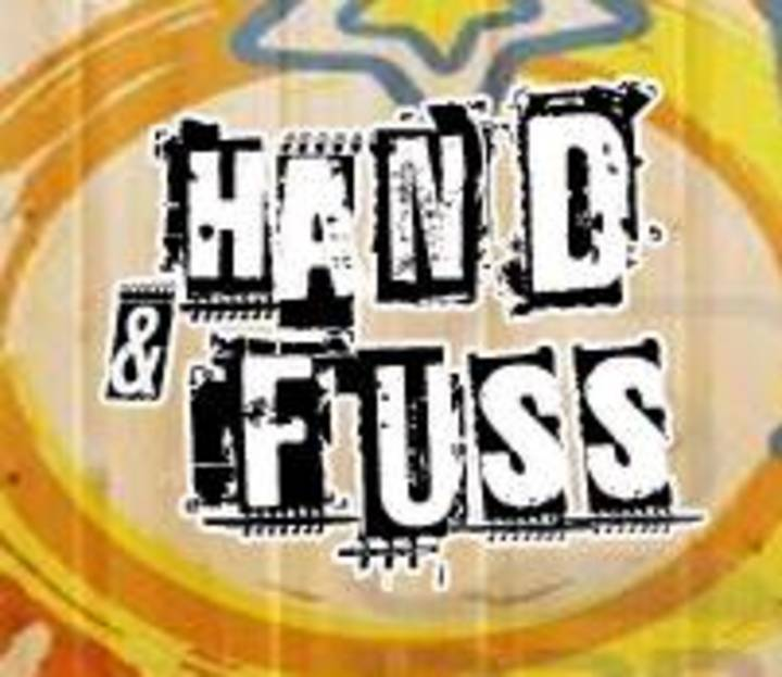 Hand & Fuss Tour Dates