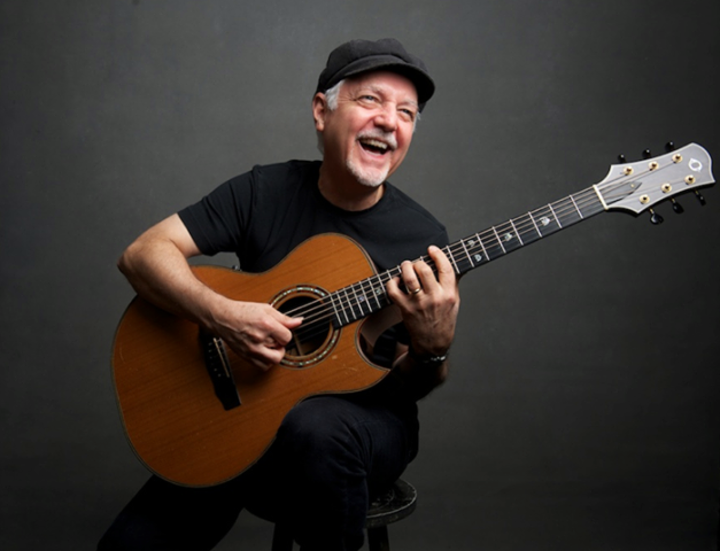 Phil Keaggy @ The Square Room - Knoxville, TN