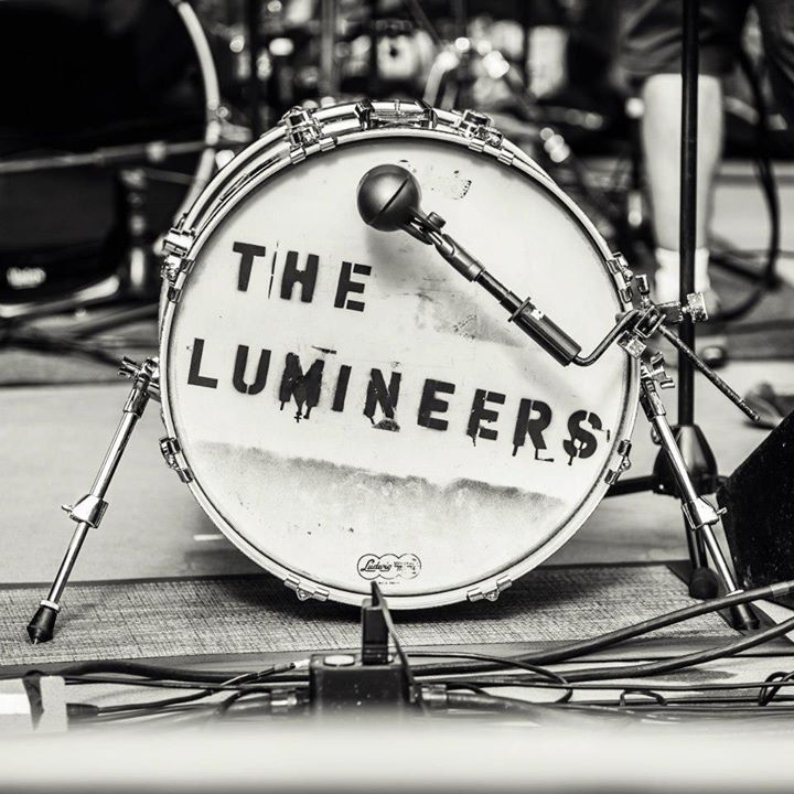 The Lumineers @ The Cynthia Woods Mitchell Pavilion - The Woodlands, TX