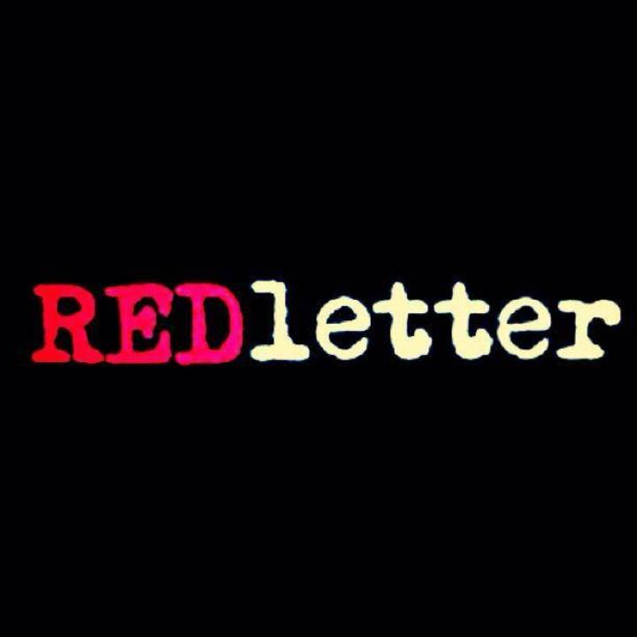 Red Letter Tour Dates