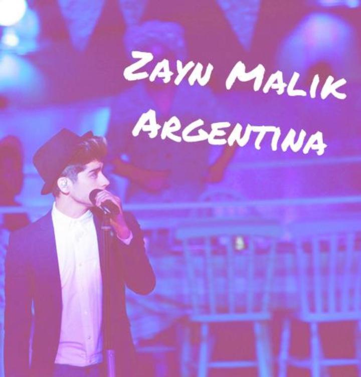 Zayn Malik Argentina Tour Dates