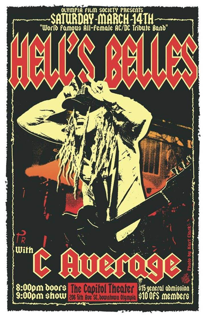 Hells Belles @ The Fleece - Bristol, United Kingdom