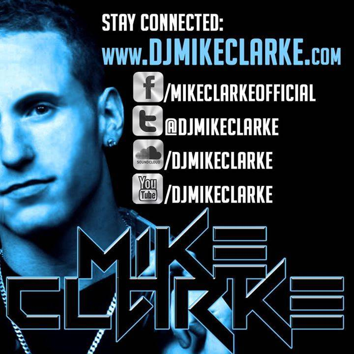 Mike Clarke Tour Dates
