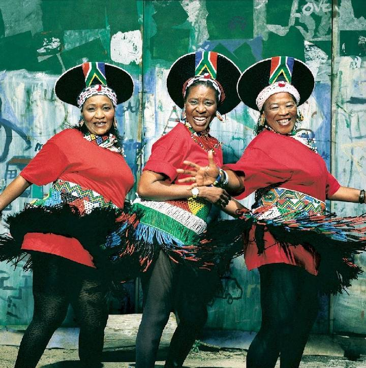 Mahotella Queens Tour Dates