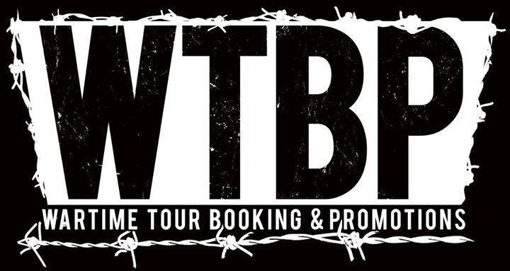 Wartime Tour Booking & Promotions Tour Dates