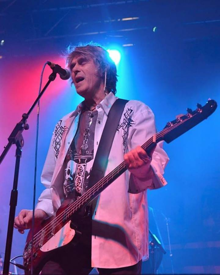 Martin Turner's Wishbone Ash @ The Citadel - St Helens, United Kingdom