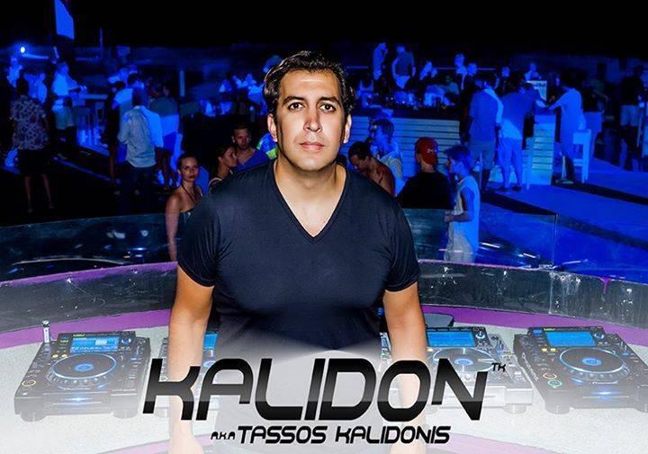 DJ Tassos Kalidonis Tour Dates