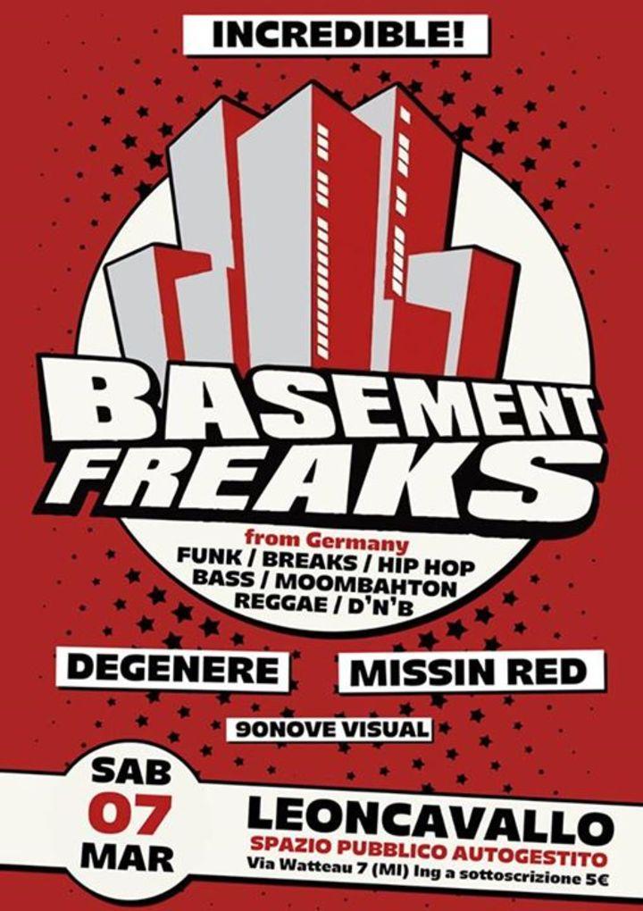 Degenere SoundCrew Tour Dates