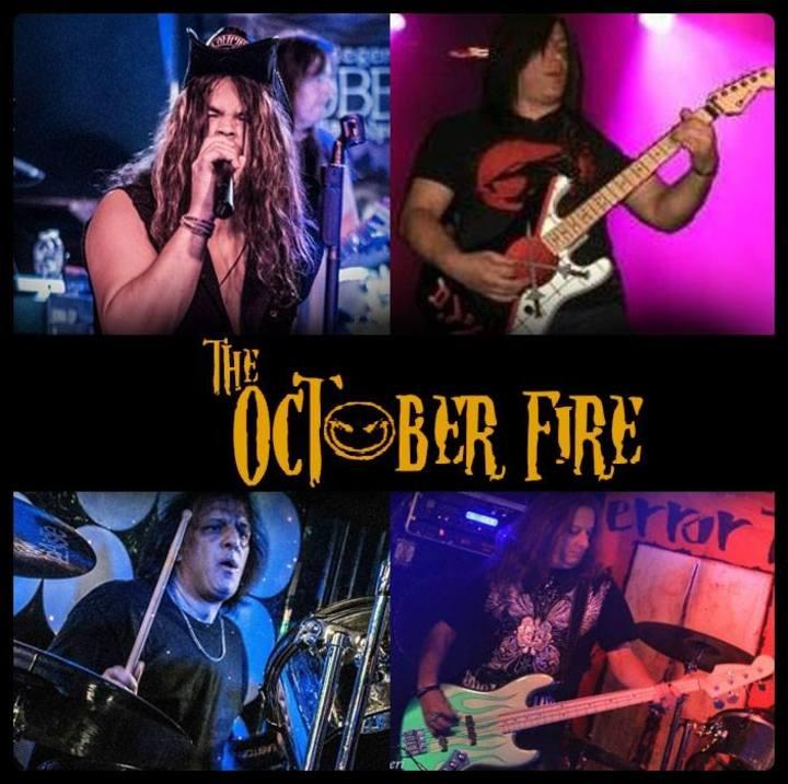 October Fire Tour Dates