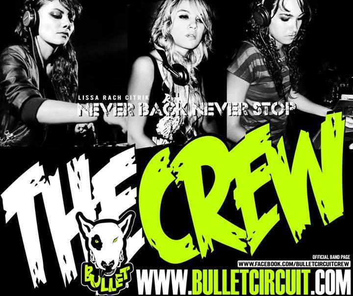 BulletCircuit Crew Tour Dates