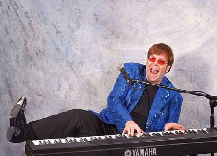 Elton Tribute Show by Nigel John Tour Dates