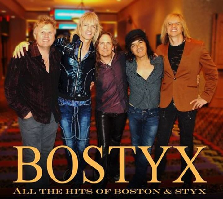 BOSTYX @ Casino Arizona - Scottsdale, AZ