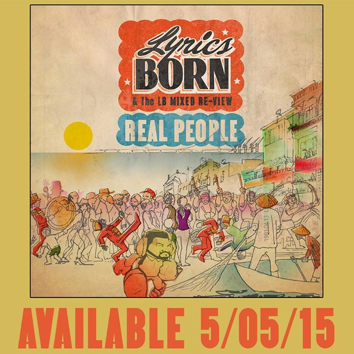 Lyrics Born @ 19 Broadway - Fairfax, CA