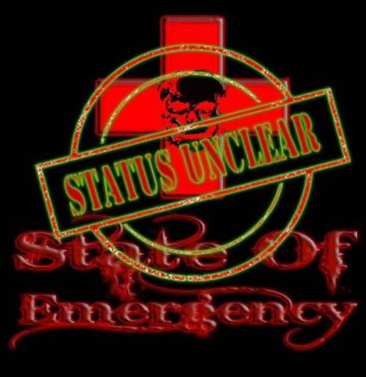State of Emergency Tour Dates