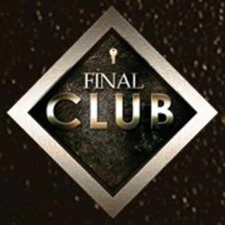 Final Club Tour Dates