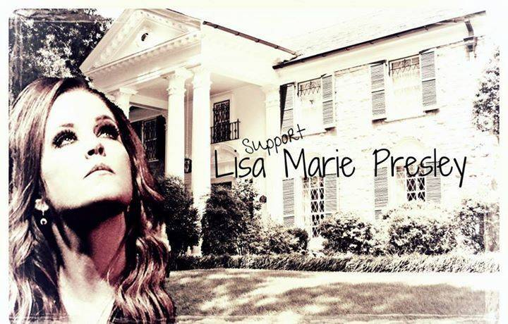 Support Lisa Marie Presley Tour Dates