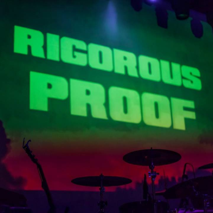 Rigorous Proof Tour Dates