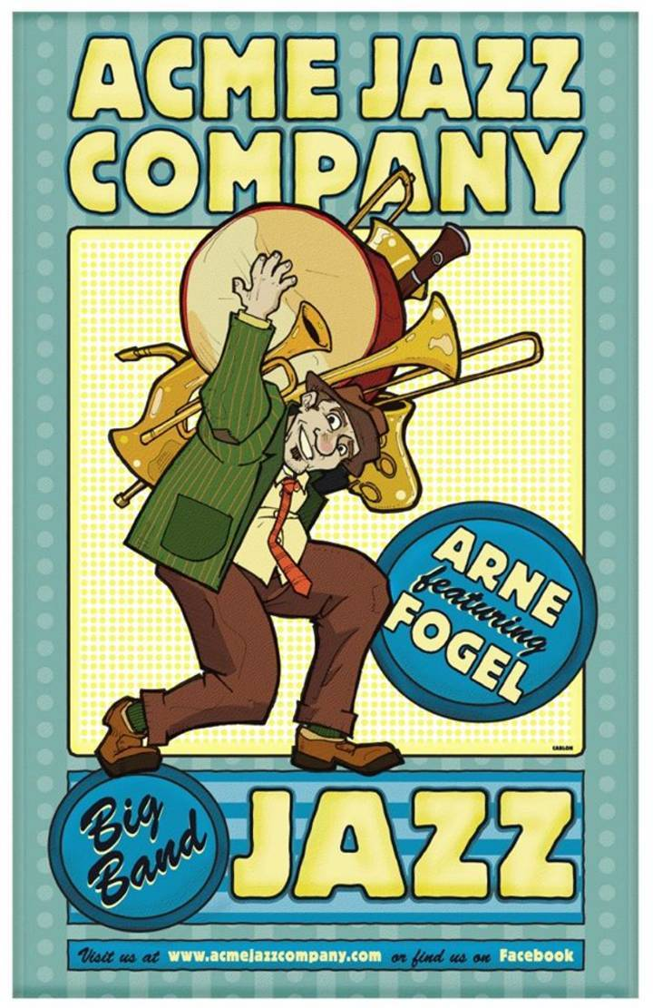 Acme Jazz Company Tour Dates