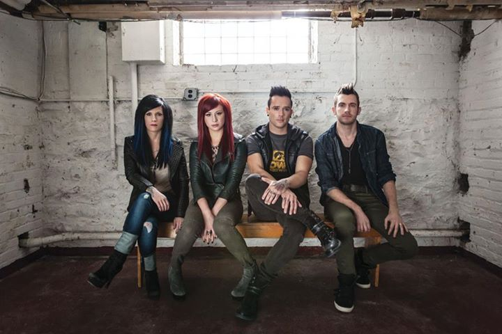 Skillet tour dates in Sydney