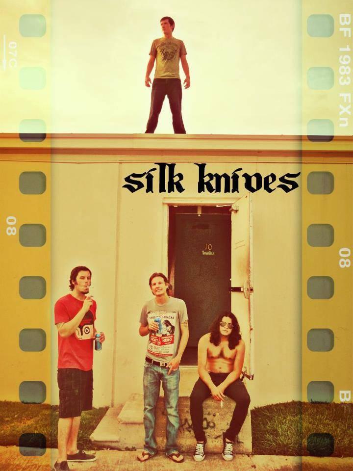 Silk Knives @ Scout Bar - Houston, TX