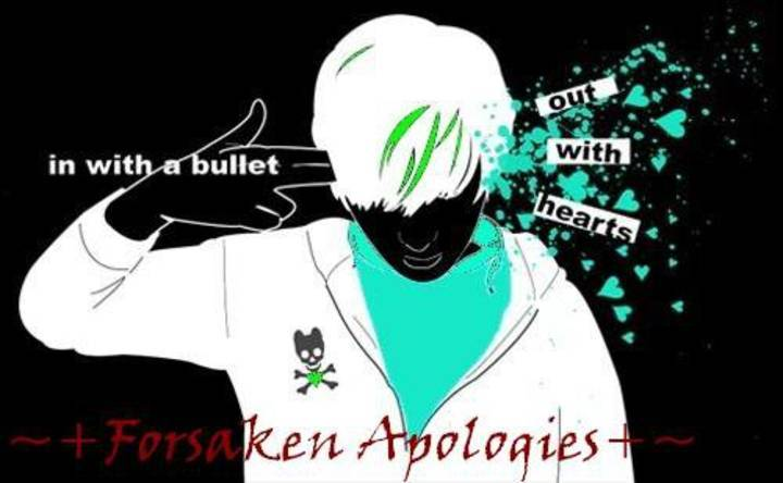 Forsaken Apologies Tour Dates