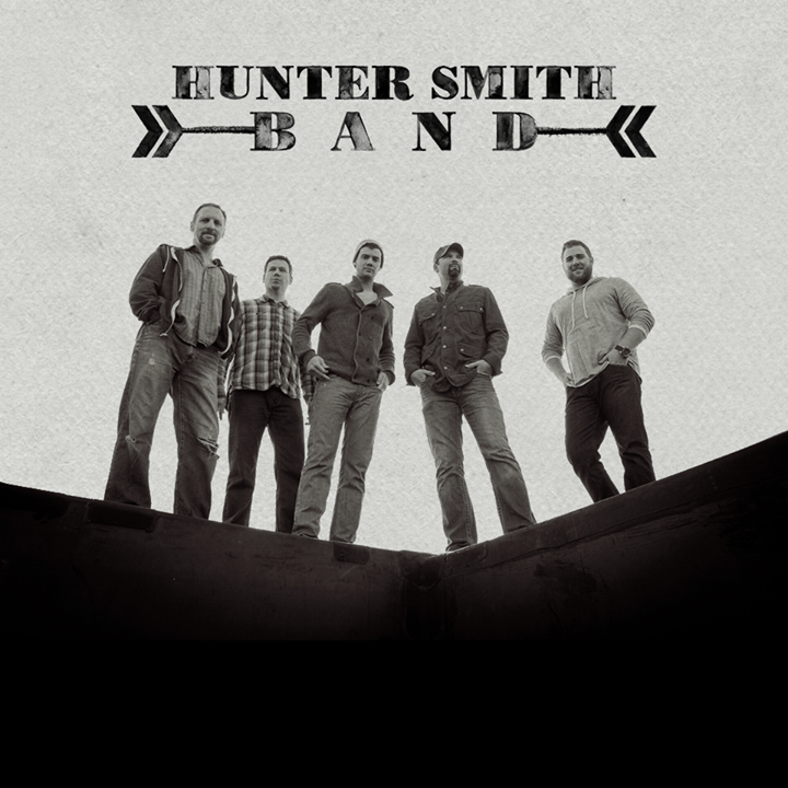 The Hunter Smith Band @ Klipsch Music Center - Noblesville, IN