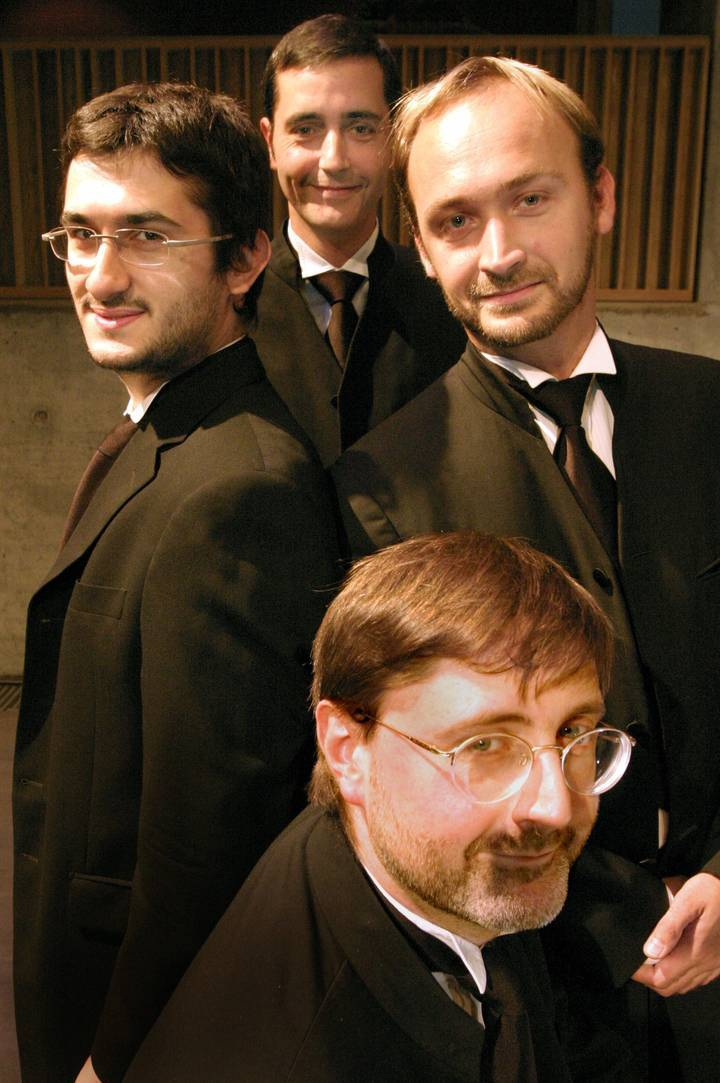 Quatuor Danel @ Mt. Tamalpais United Methodist Church - Mill Valley, CA