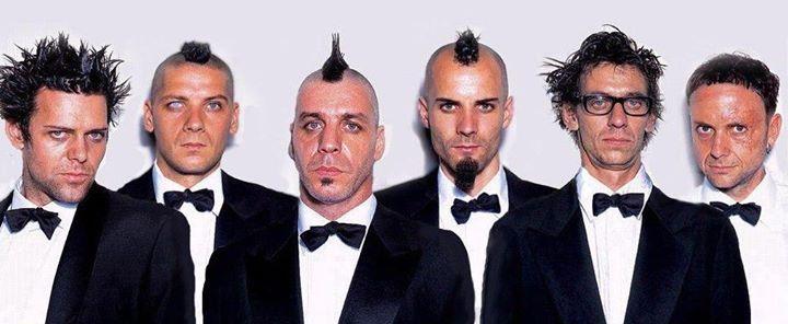 Rammstein mania Tour Dates