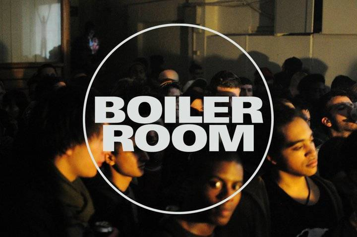 Boiler Room Tour Dates