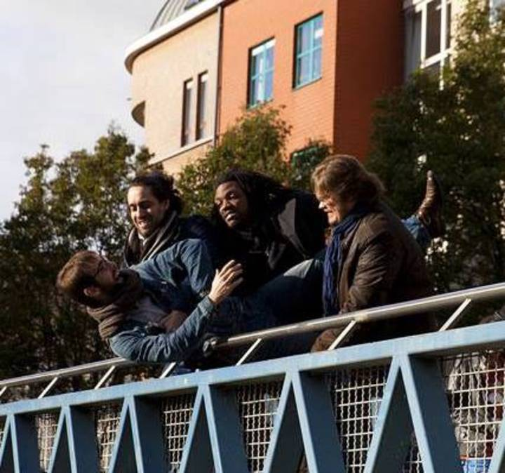 Simon Vergnol & les Morotchovs Tour Dates