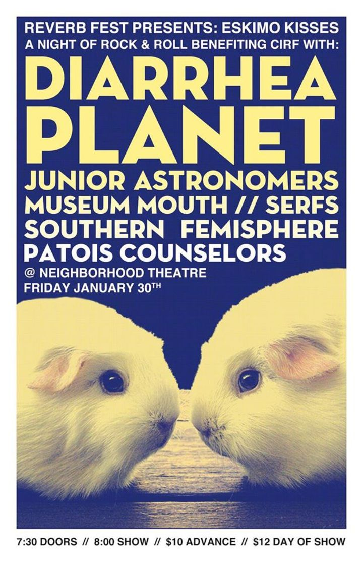 Junior Astronomers @ The Neighborhood Theatre - Charlotte, NC