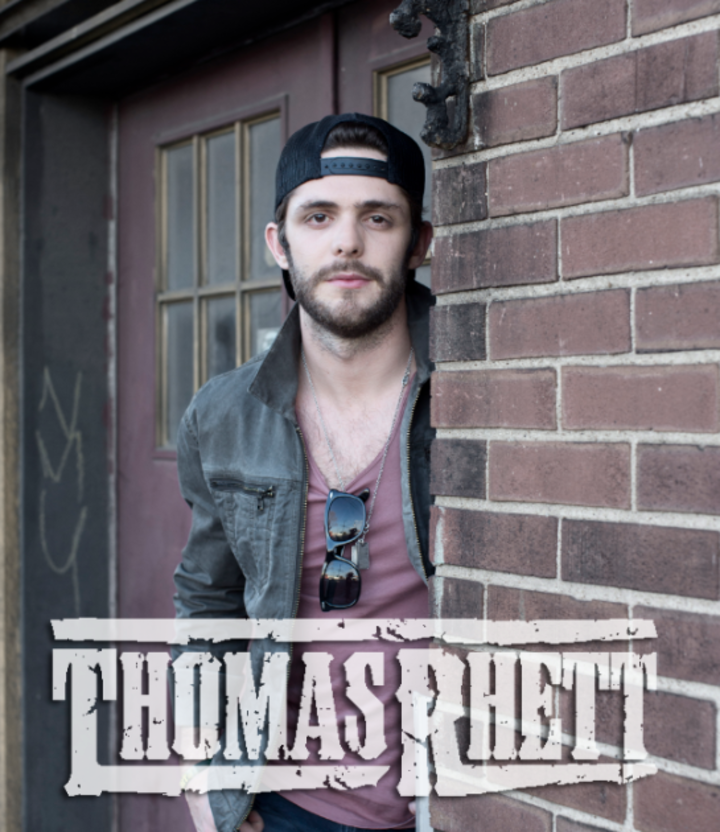 Thomas Rhett @ Second Harvest Food Bank - Nashville, TN