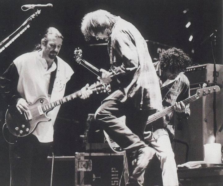 Neil Young & Crazy Horse @ Palais Omnisports de Paris Bercy - Paris, France