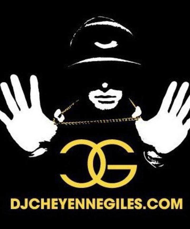 SDCM's DJ Cheyenne Giles Tour Dates