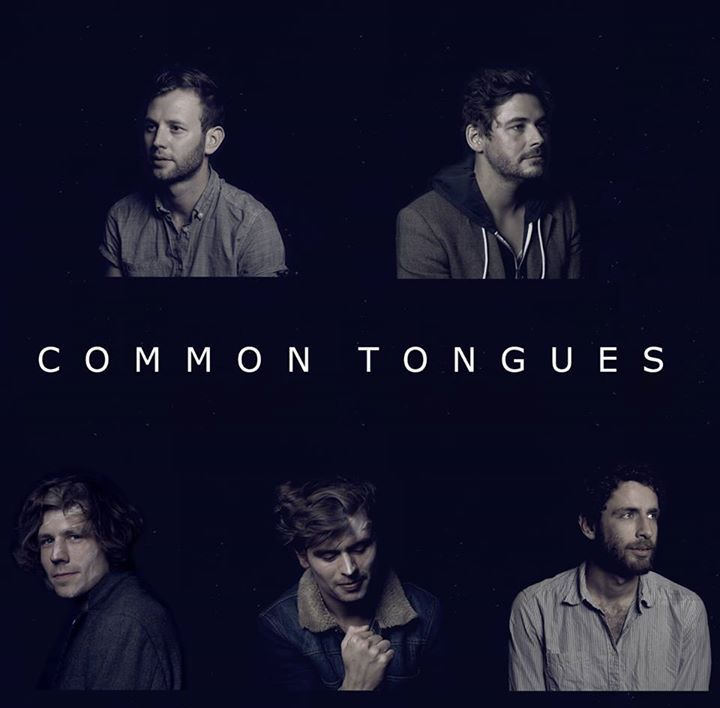 Common Tongues @ Louisiana - Bristol, United Kingdom