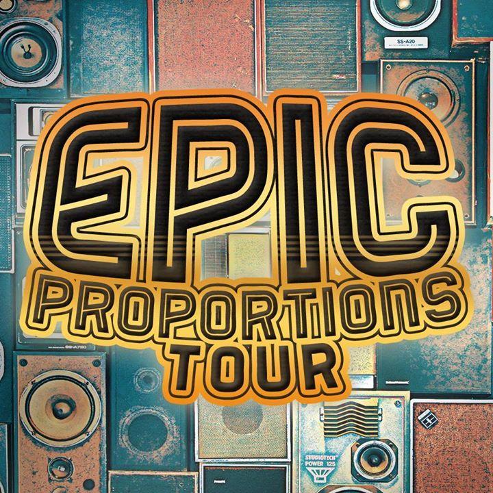 Epic Proportions Tour @ Six Flags Over Texas - Arlington, TX