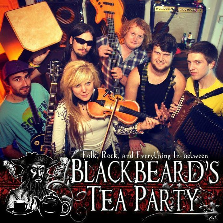 Blackbeard's Tea Party @ Fruit - Hull, United Kingdom