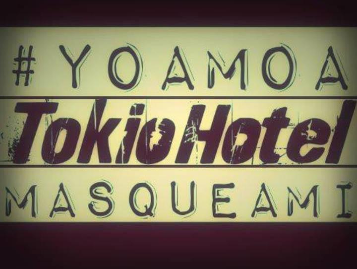 Yo amO a TOKIO HOTEL mas que a mi Tour Dates