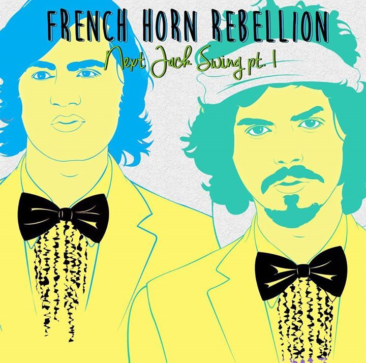 French Horn Rebellion @ WRONGBAR - Toronto, Canada