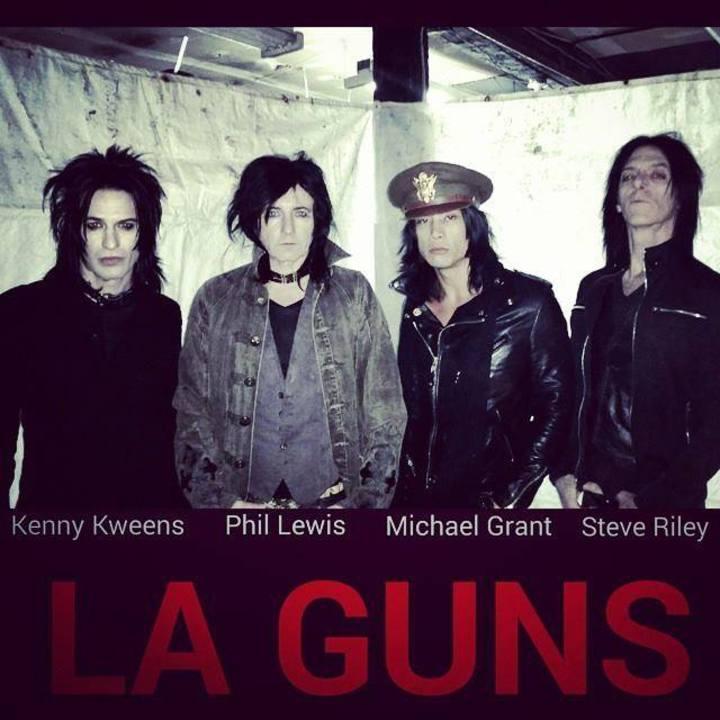 L.A. Guns @ Concert Pub North - Houston, TX
