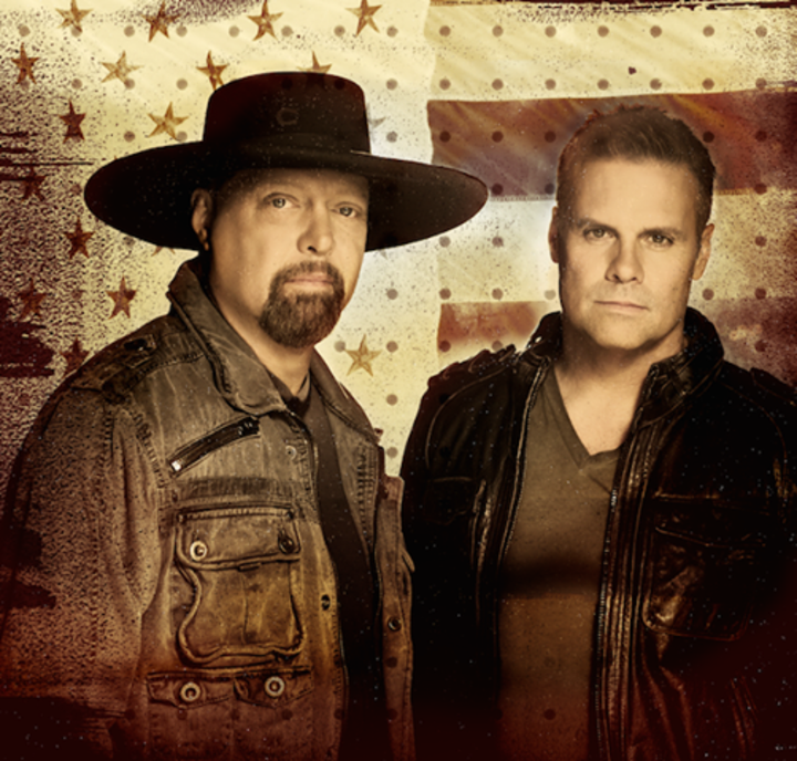 Montgomery Gentry @ Kentucky State Fair - Louisville, KY