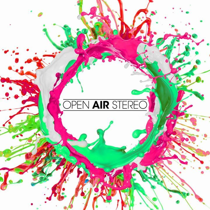 OPEN AIR STEREO @ Bergen Performing Arts Center - Englewood, NJ