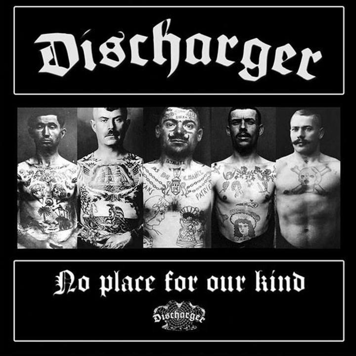 Discharger @ Bedford Esquires - Bedford, United Kingdom