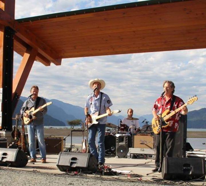 The Gords @ Full Moon Folk Club - Edmonton, Canada