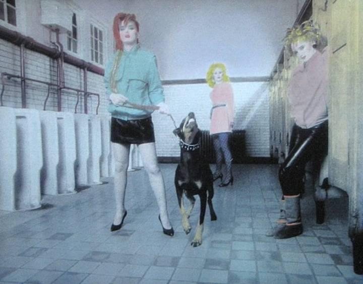 Men's Room @ ://about blank - Berlin, Germany