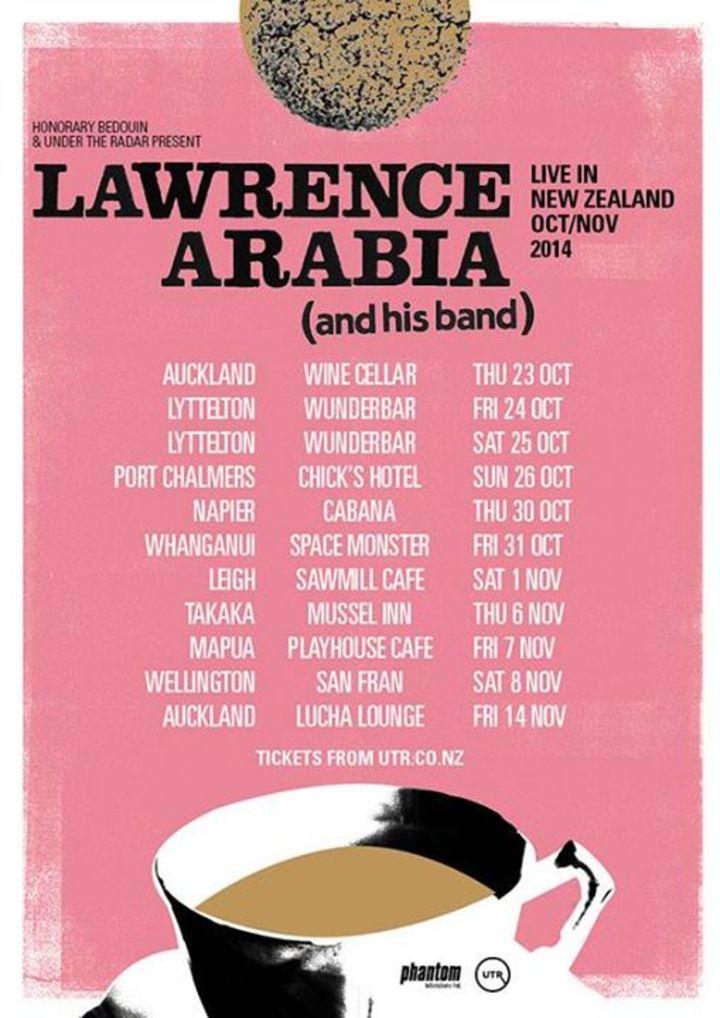 Lawrence Arabia @ Mississippi Studios - Portland, OR
