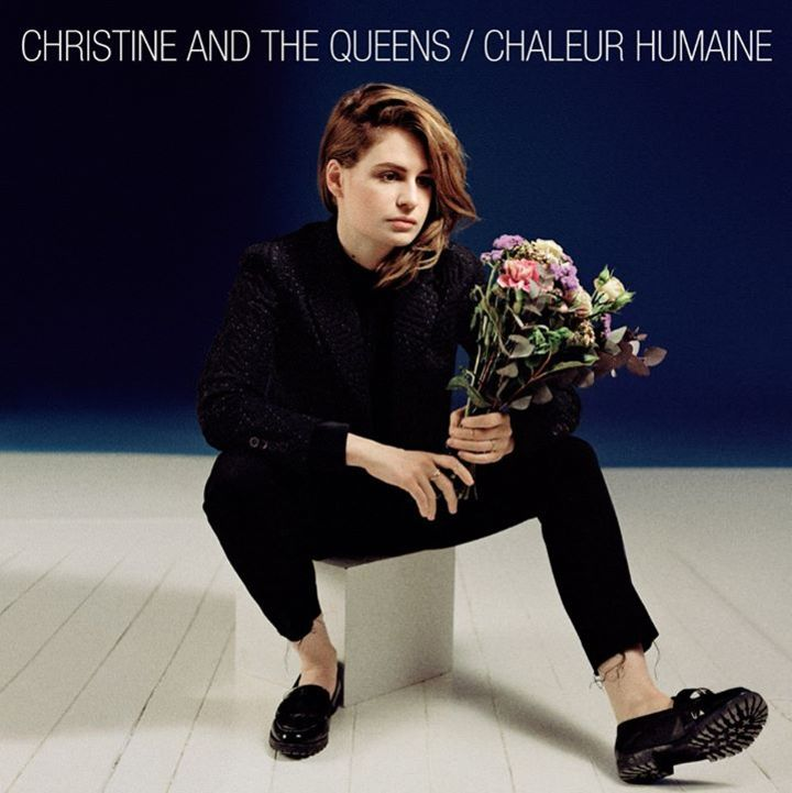 Christine and the Queens @ LE JARDIN - Aulnoye Aymeries, France