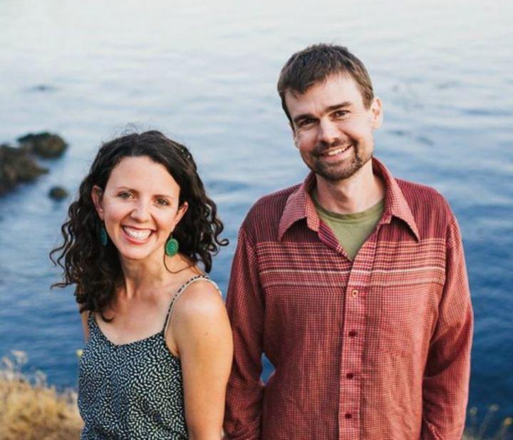 Dave McGraw & Mandy Fer @ Green Frog Acoustic Tavern - Bellingham, WA