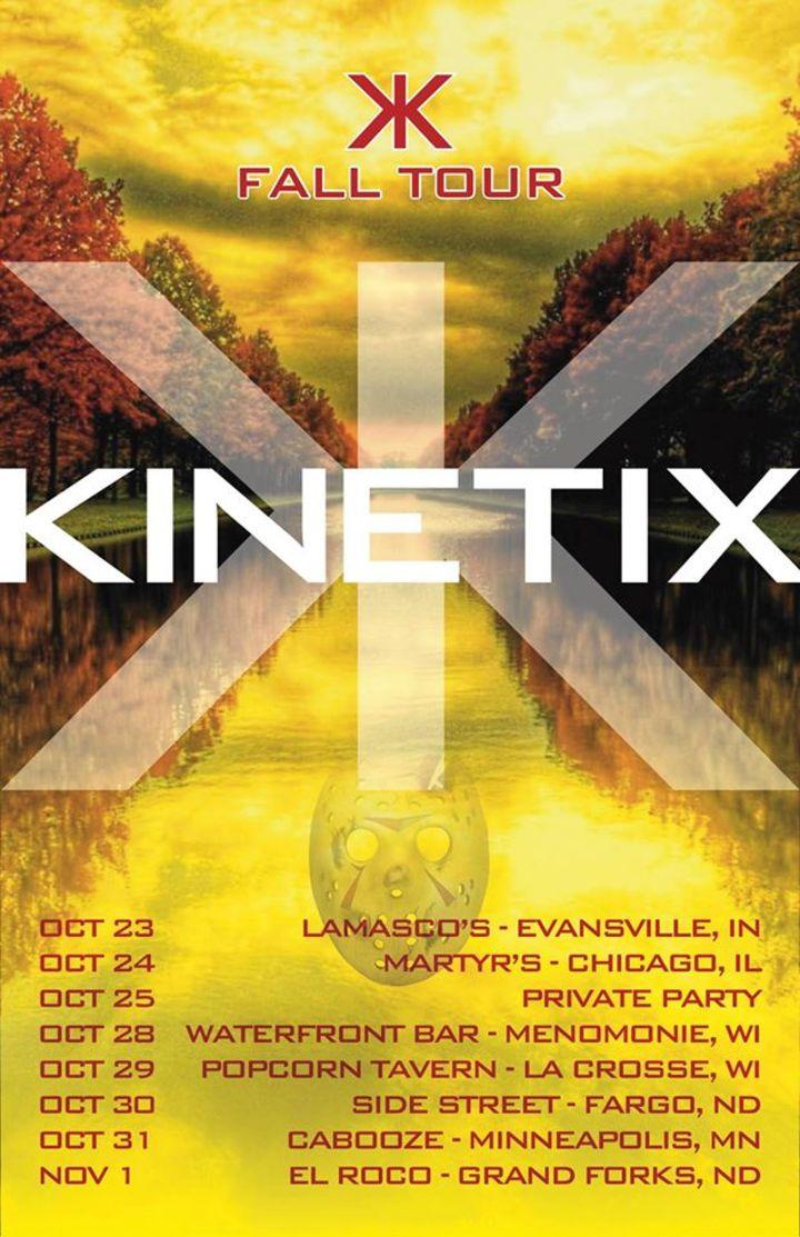 Kinetix @ The Cabooze - Minneapolis, MN